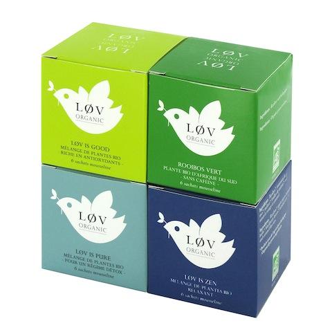 Løv Organic tee