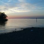 Bodensee ohne Touristen