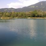 Noch ein See. Aber alle fantastisch blau.