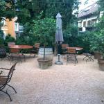 Der Garten für Gäste im Ottmannsgut