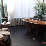 Das Kaiserbad in der Meraner Therme.