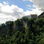 Schloss Tirol vom Osten