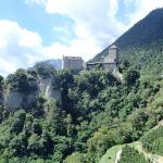 Schloss Tirol von Osten II
