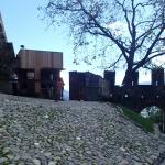 Eingang Schloss Tirol