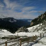 Wörndle Loch Blick Villnösser Tal