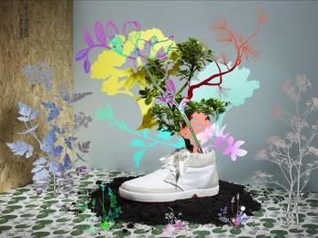 Kompostierbare Schuhe