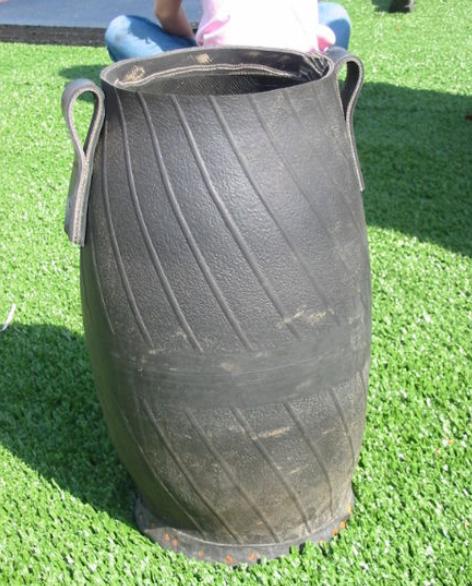 Upcycling Reifen