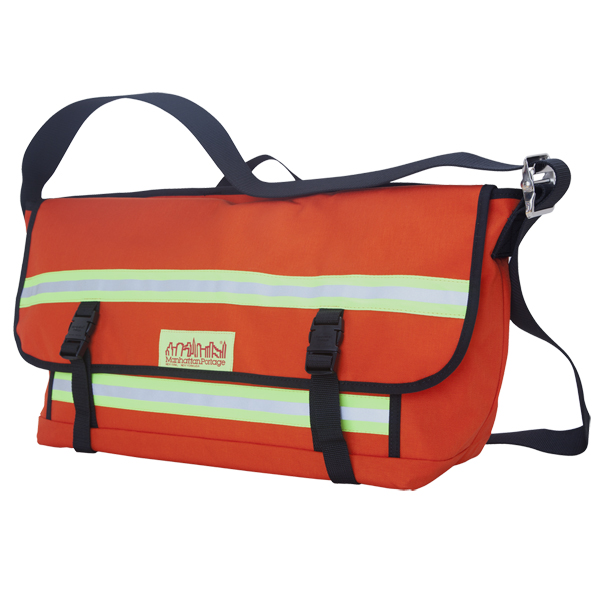 Manhattan portage pro bike messenger bag with stripes