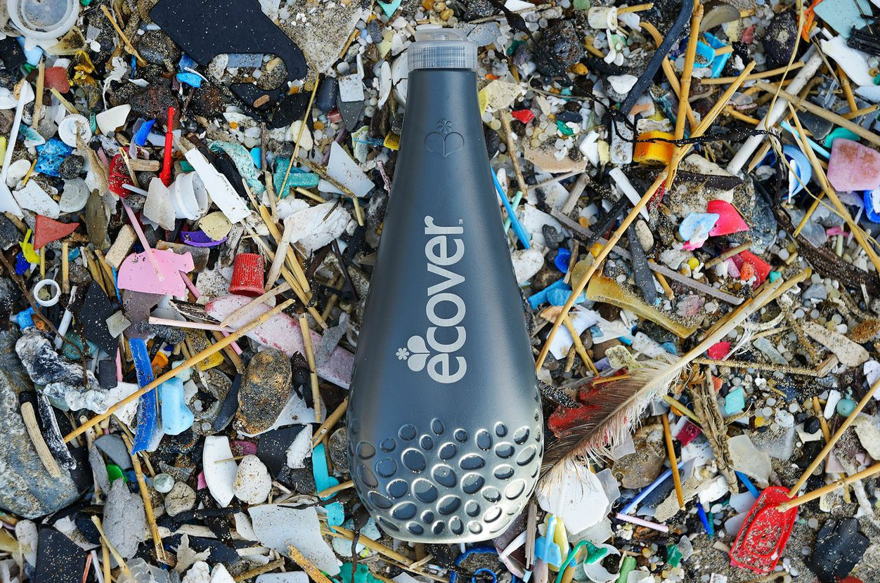 ECOVER OCEAN PLASTIC Bottle