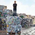 Plastikmüll zum Recyceln