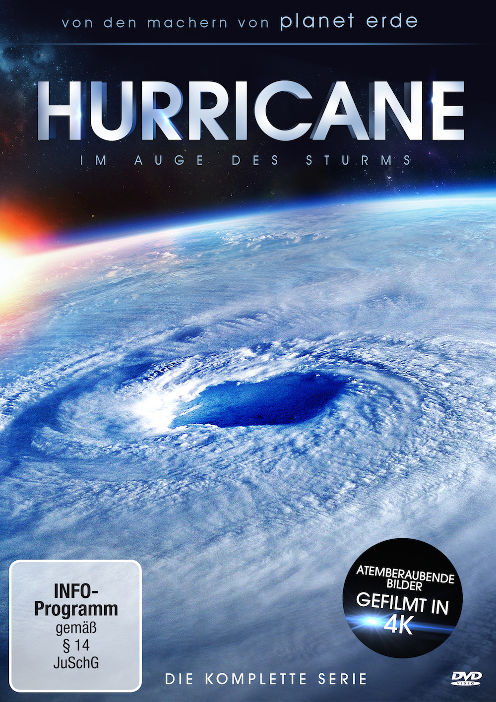 Hurricane DVD Cover