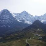 Eiger, Mönch und Jungfrau vom Männlichen
