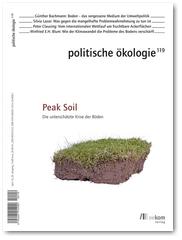 Politische Ökologie Peak Soil