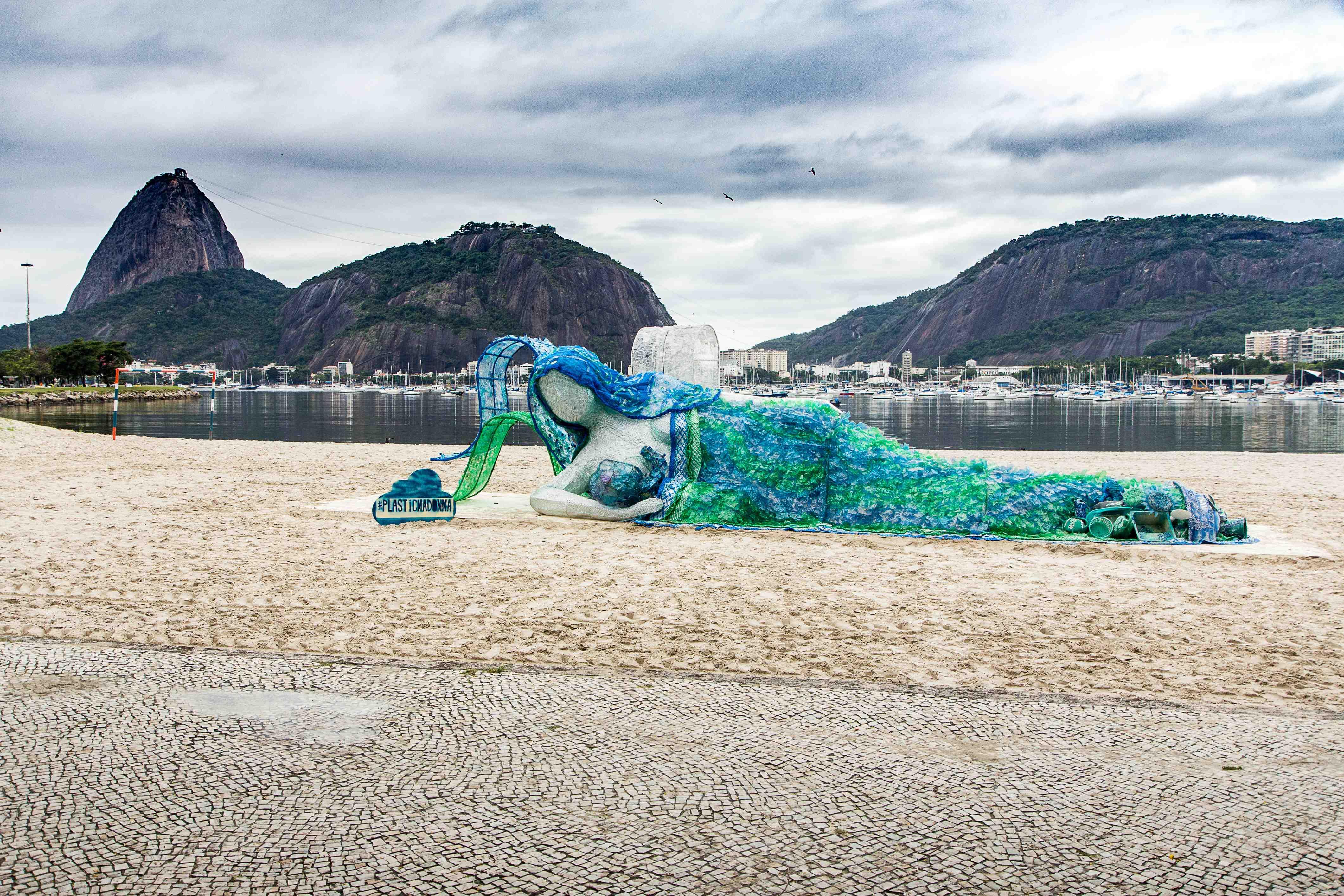Dopper Plastikprojekt Eric Fuly Umwelt Rio de Janeiro