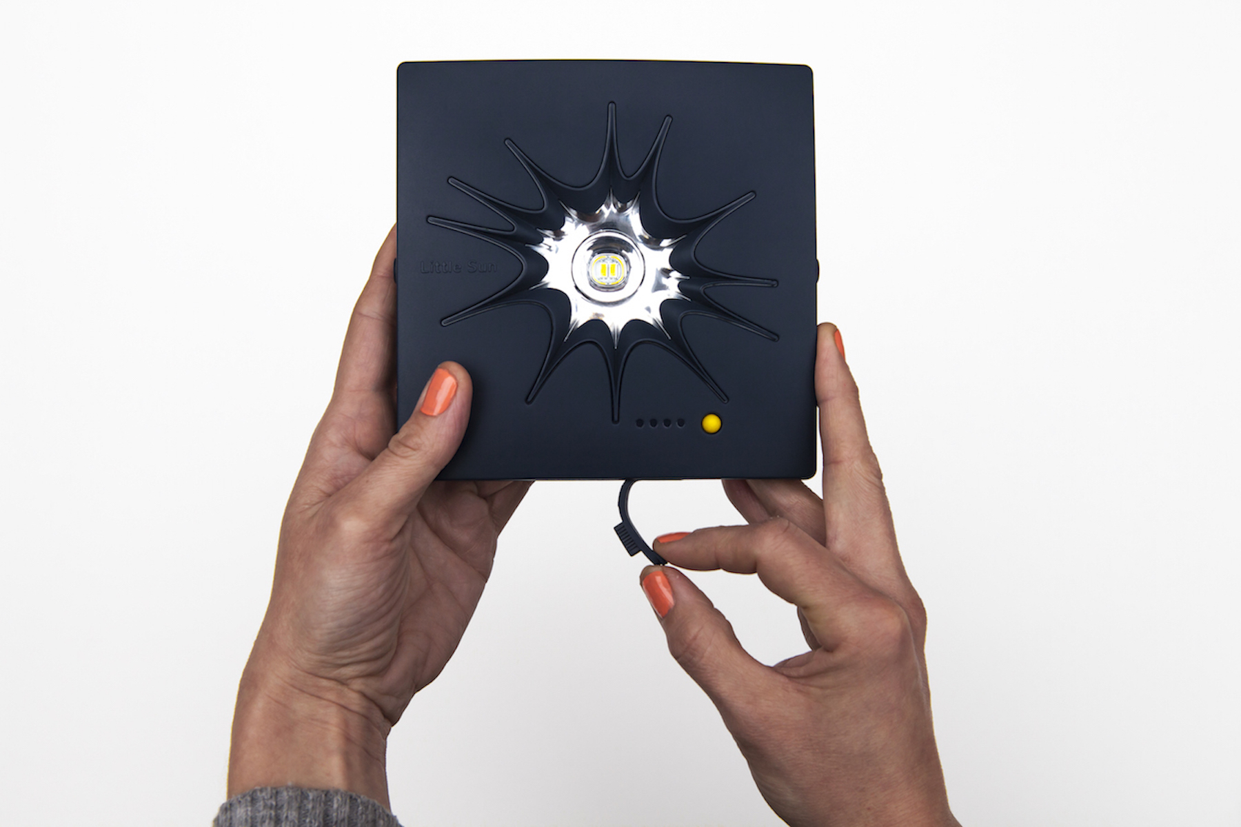 little sun charge project africa