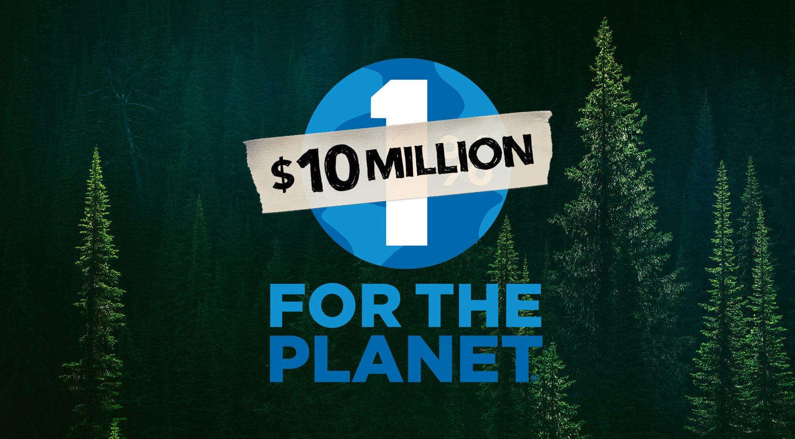 Zehn Millionen für den Umweltschutz von Patagonia