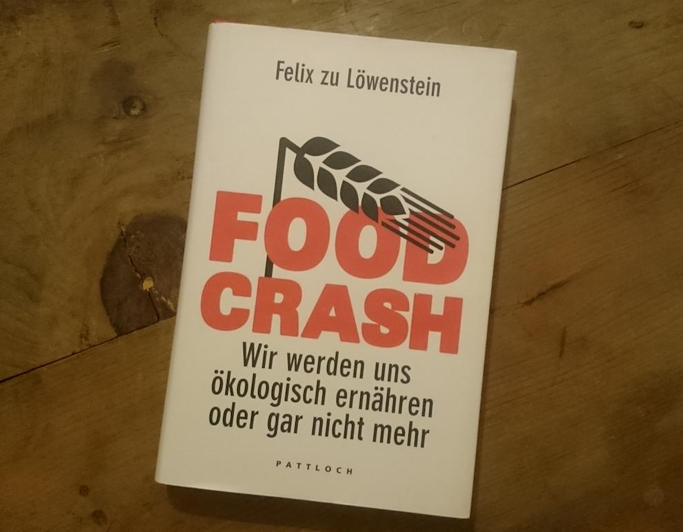 ökologisch ernähren food crash Pattloch Löwenstein