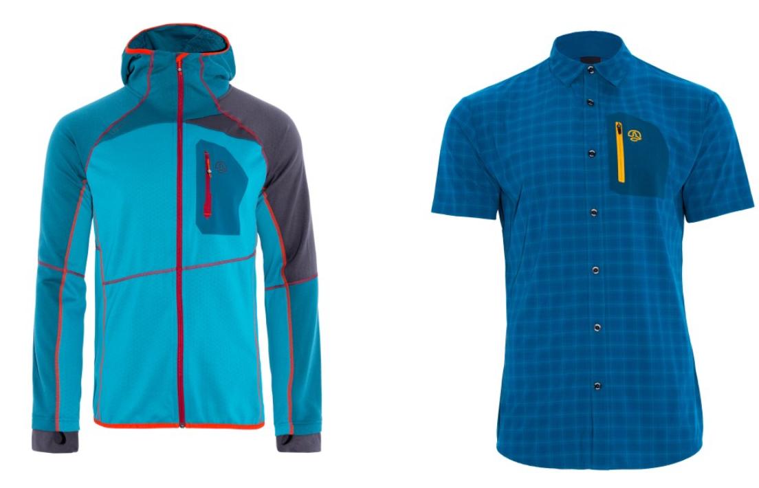 Ternua Outdoor Bekleidung Bluesign Trekking recycelt Polyester